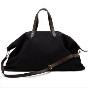 Cuyana Weekender Bag Duffle Black